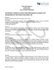 Project time_Assessment 1_S40050088.doc