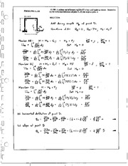 1404_Mechanics Homework Mechanics of Materials Solution