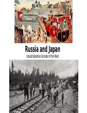 Russia and Japan Period 5.pptm
