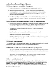 Forensic Acc Ch 7 Review Questions