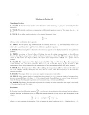 MATH 205 All HW Assignments Spring 2011