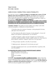 2040 Analisis Lectura Guidelines