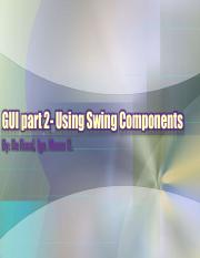 11-GUI part 2- Using Swing Components.pdf