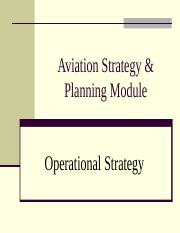 Chap 6-1 Corporate Strategy- operational strategy.ppt