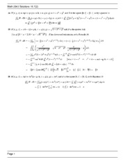 HW SOLUTIONS 16.7(2)