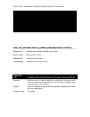 70 687 mlo lab 22 worksheet 70-687_16 - free download as word doc (doc / docx), pdf file (pdf), text file (txt) or read online for free o scribd é o maior site social de leitura e.