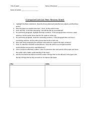 compare contrast peer review sheet (1)