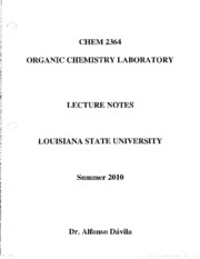 organic lab lecture notes.pdf