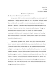 Jesilow Final Exam Essay 1