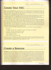 HDFS 2030 Creating a Resume Worksheet