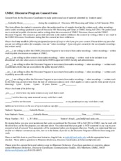 disc100 consent form
