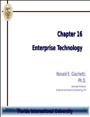 Chapter16-EnterpriseTechnology.ppt