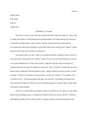 nervous conditions essay murillo diamond murillo modern  4 pages perfect