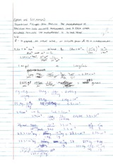 CHEM 105 Class Notes Macedone Fall 2012