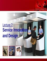 Services-Marketing_Lecture 7