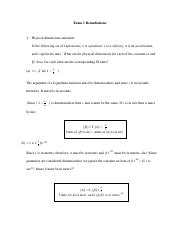 Physics Exam 1 and solutions.pdf