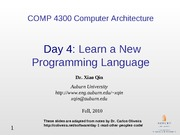 Learn a New Programming Language