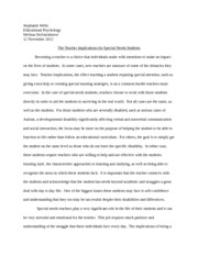 educational psych research paper