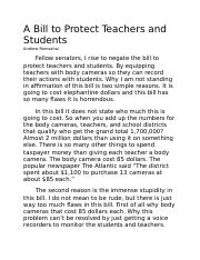 A Bill to Protect Teachers and Students.docx