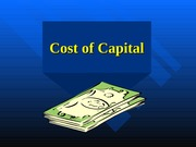 Lec8.cost of capital1