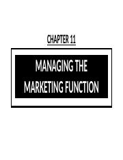 MANAGING THE MARKETING FUNCTION.pptx