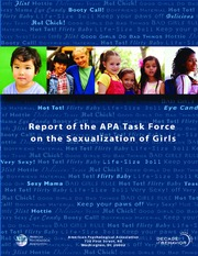 Report of the APA task force on the sexulation of girls.pdf