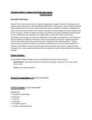 Marketing Project  Outline_Soledad Jothier Charles Dunn-1