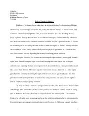 Dubliner Research Paper Draft #1