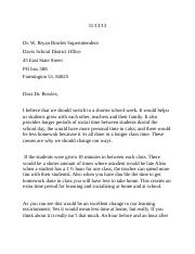 The Bussiness letter.docx