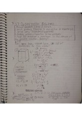 Optimization Problems Notes