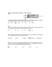 Chapter 3 Practice Test with Solution