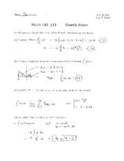 132_Exam4_Solutions