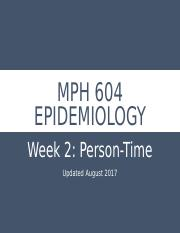 Week 2_Morbidity and Mortality_PersonTime_090517.pptx