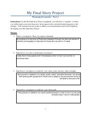 My Final Story Project - Planning Document Part 1.pdf