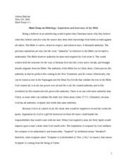 AJS 512 Week 2 Reinforcement Strategies Paper