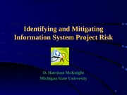 System_Project_Risk