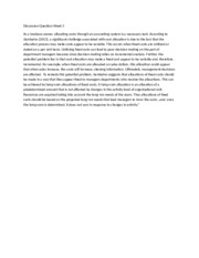 Discussion Week 5