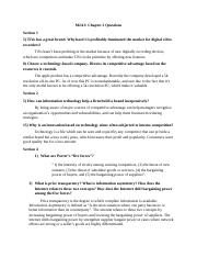 Sarai Fajans M2A1 Chapter 2 Discussion Questions (2).docx