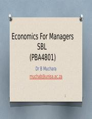 PBA4801_ Economics For Managers_ Feb 2017_1.pptx