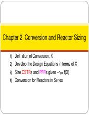 2+Conversion+and+Reactor+Sizing