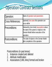 Operations Contracts Class Exercise CrCard Cheque