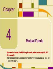 Chap04_Mutual Funds.ppt