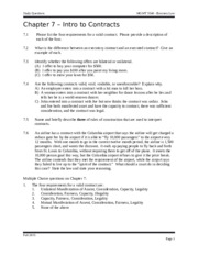 Exam 2 Study Questions