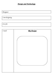 design_and_evaluation_sheet