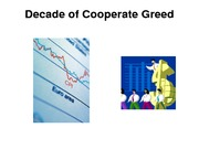 Decade of Cooperate Greed week 7 day 7