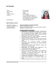 Haslina Hanif - resume Updated on December 2016) (1).doc