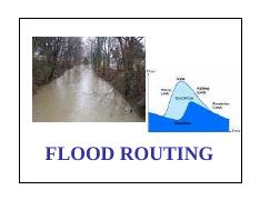 Lecture Series 8_Flood routing.pdf