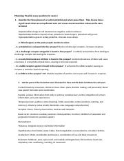 Physiology Possible essay questions for exam 2.docx