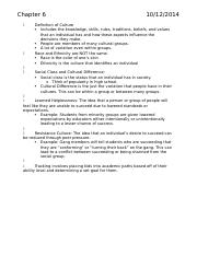 Ed. Psych Exam 2 Study Guide