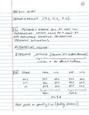 CHE 305 Separations Solutions 5